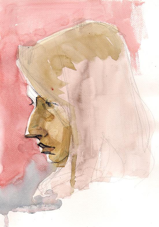 Szkodzinski drawing rysunek