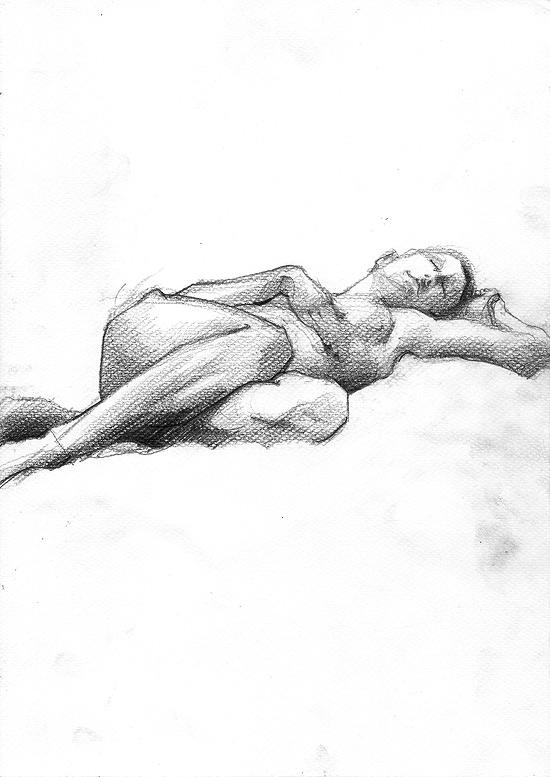 Tomasz Szkodzinski drawing rysunek